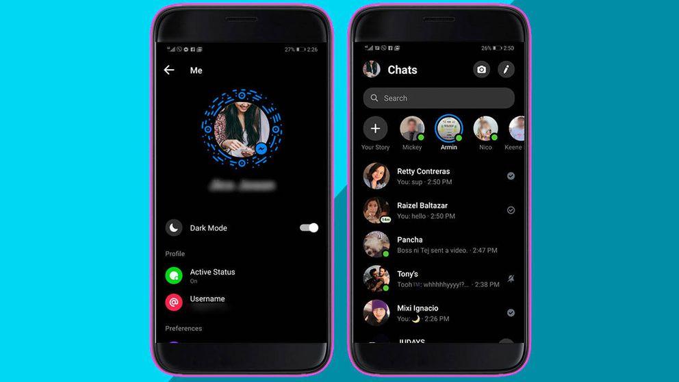 El modo oscuro arrasa: así lo puedes activar en todos tus dispositivos y 'apps'