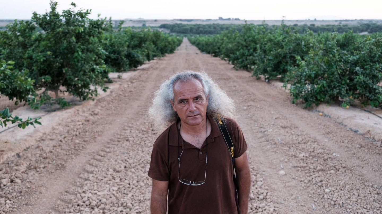 El director de la Asociación de Naturalistas del Sureste (ANSE), Pedro García. (S. B.)