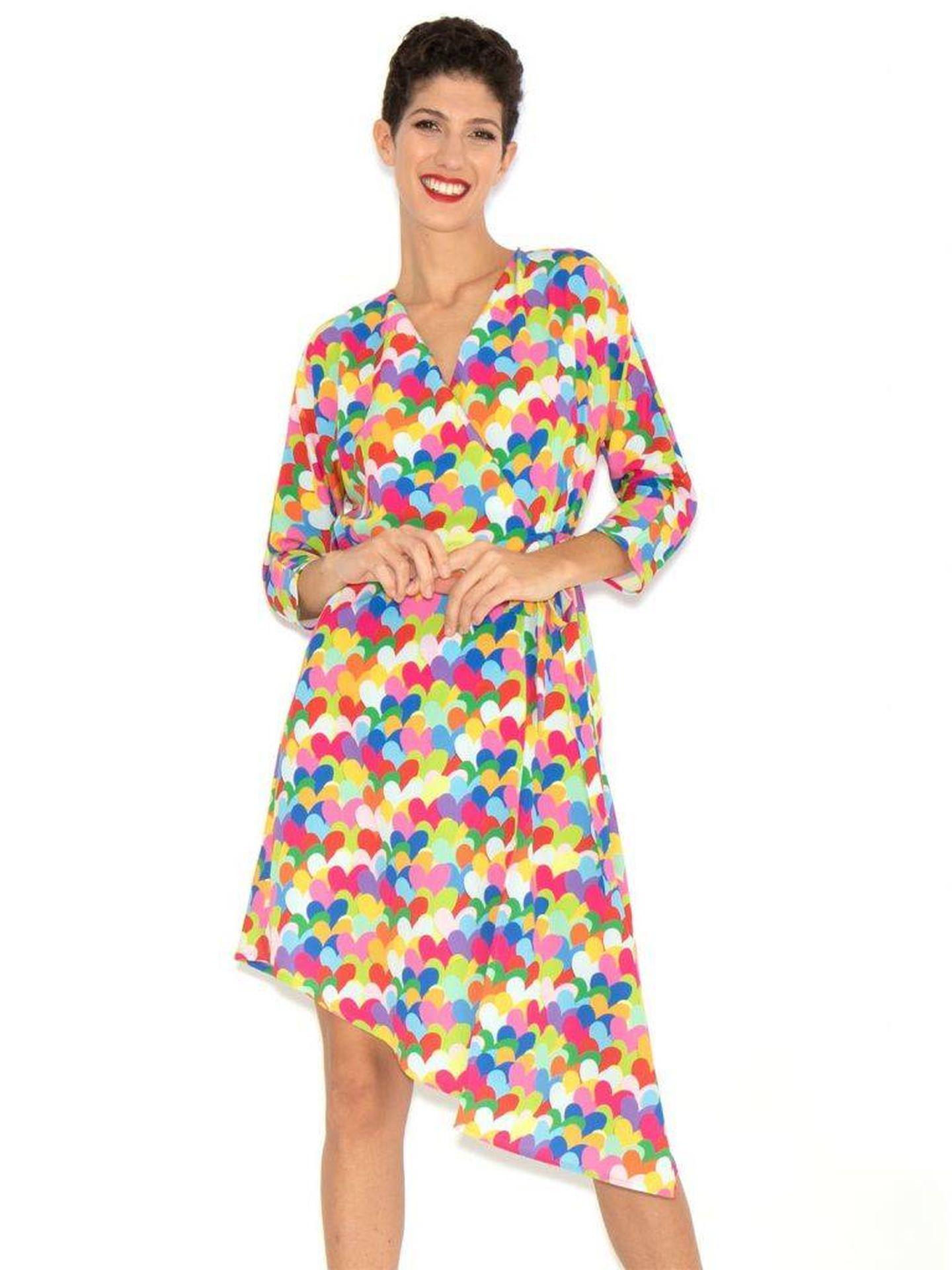 Vestido de Agatha Ruiz de la Prada. (59,95 euros)