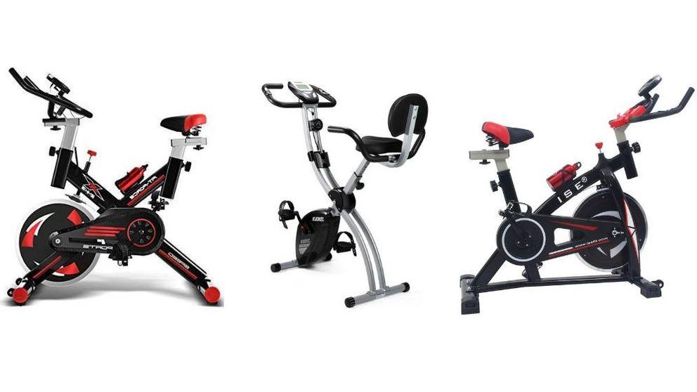 Las mejores bicicletas de 'spinning' para hacer deporte en casa