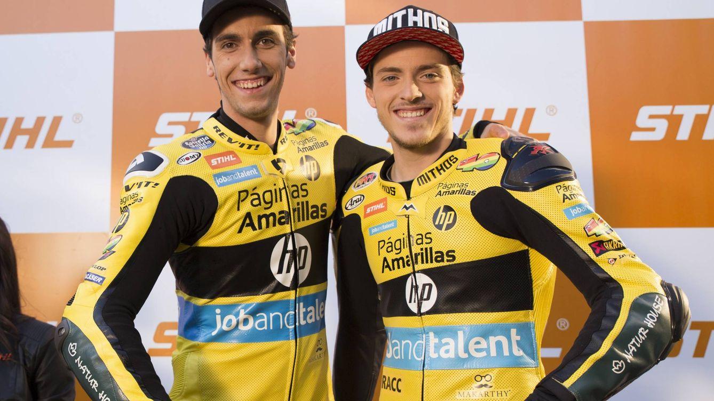Sito Pons ve a Álex Rins campeón de Moto2 y anima a su hijo Edgar