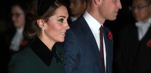 Post de Kate Middleton brilla entre los 'fab four' en la conmemoración del Armisticio
