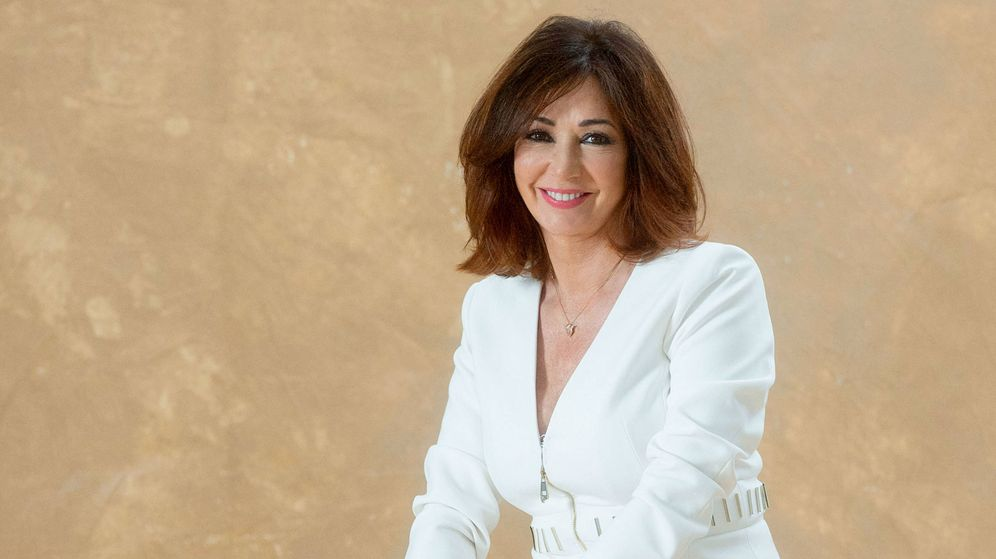 Foto: La presentadora Ana Rosa Quintana. (Uxio Dávila)