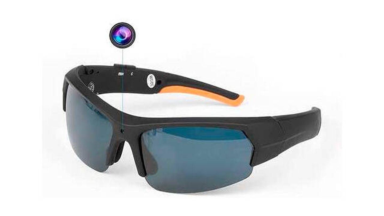 Gafas inteligentes marca Aheadad con grabadora de vídeo HD