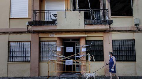 Heridas diez personas, cuatro de ellas graves, en el incendio de una vivienda de Xirivella (Valencia)