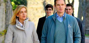 Post de La infanta Cristina, Iñaki Urdangarin y sus hijos se reencuentran en Vitoria