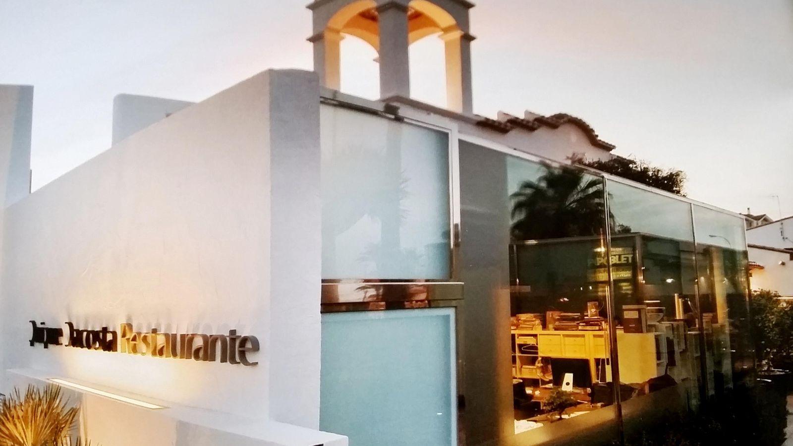 Restaurantes con estrella michelin quique dacosta la for Estrella michelin cocina