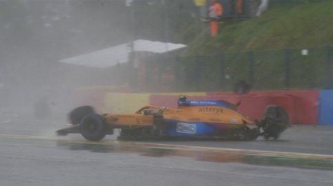 El peaje de los accidentes en la Fórmula 1: cuando pagar el 3% ya es un grave problema