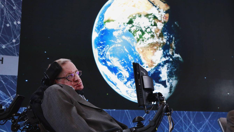 Foto: Hawking envía un mensaje de advertencia. (Reuters)