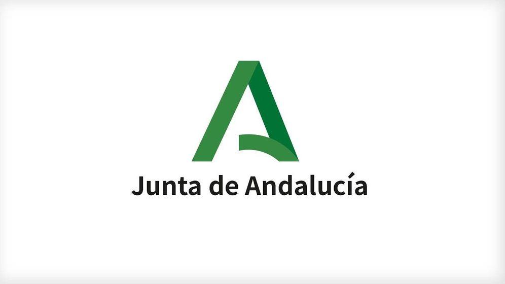 Foto:  Nuevo logo de la Junta de Andalucía.