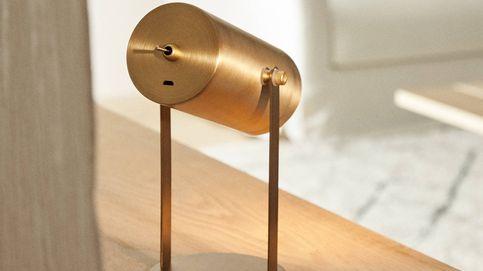 Esta lámpara sin cable de Zara Home ilumina tu casa y la llena de estilo