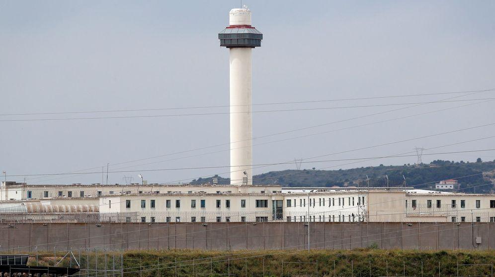 Foto: Centro Penitenciario de Picassent (Valencia). (EFE)