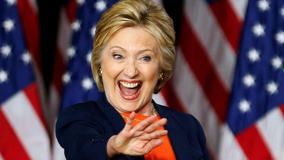 Hillary Clinton, nueva candidata del Partido Demócrata: una vida en imágenes