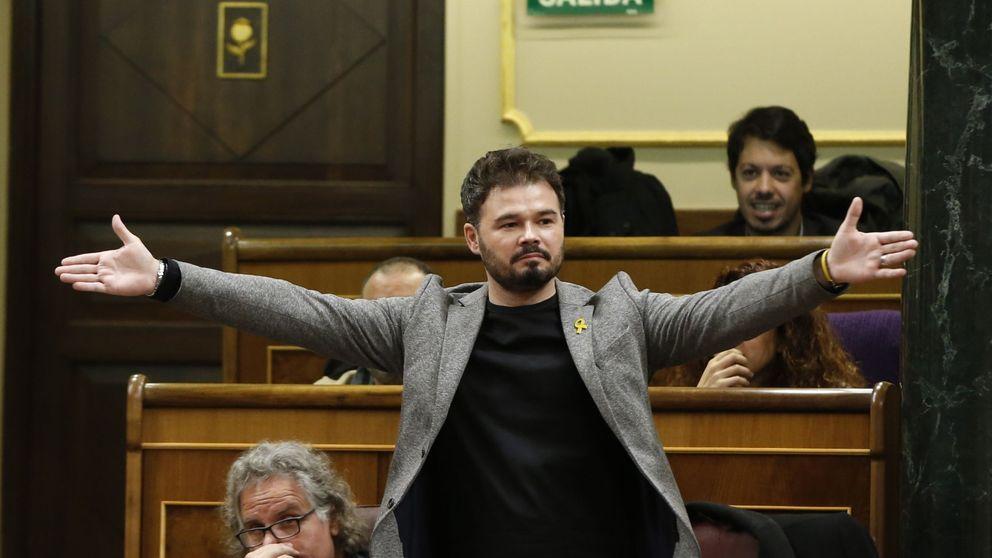 Gabriel Rufián, el 'after' y el flamenco