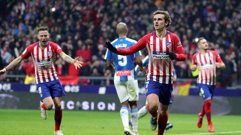 Sevilla - Atlético de Madrid en directo: resumen, goles y resultado