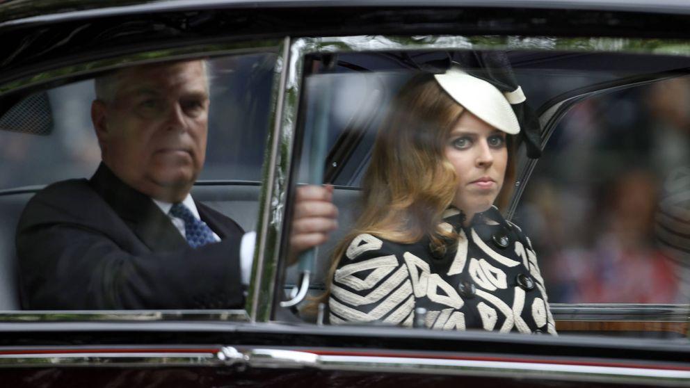 Beatriz de York, la princesa de las fiestas que deja otra vez su trabajo