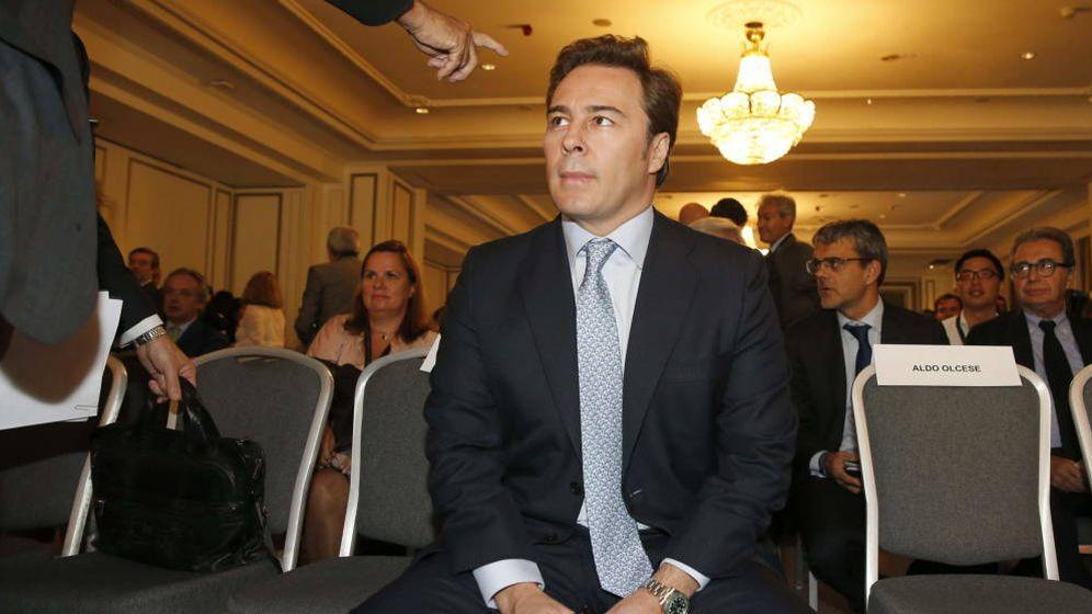 Foto: Dimas Gimeno, presidente de El Corte Inglés. (EFE)