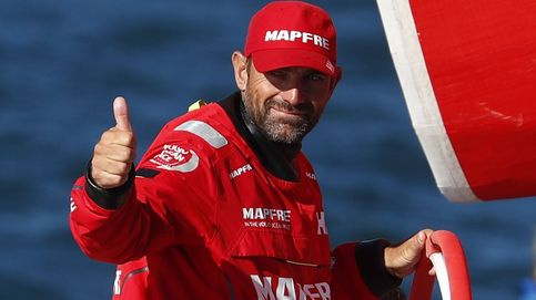 El patrón demócrata que hace volar al Mapfre en la Volvo Ocean Race
