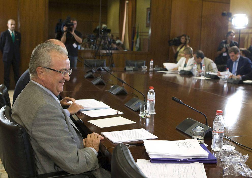 Foto: El consejero andaluz de Empleo entre 2004 y 2010, Antonio Fernández (EFE)