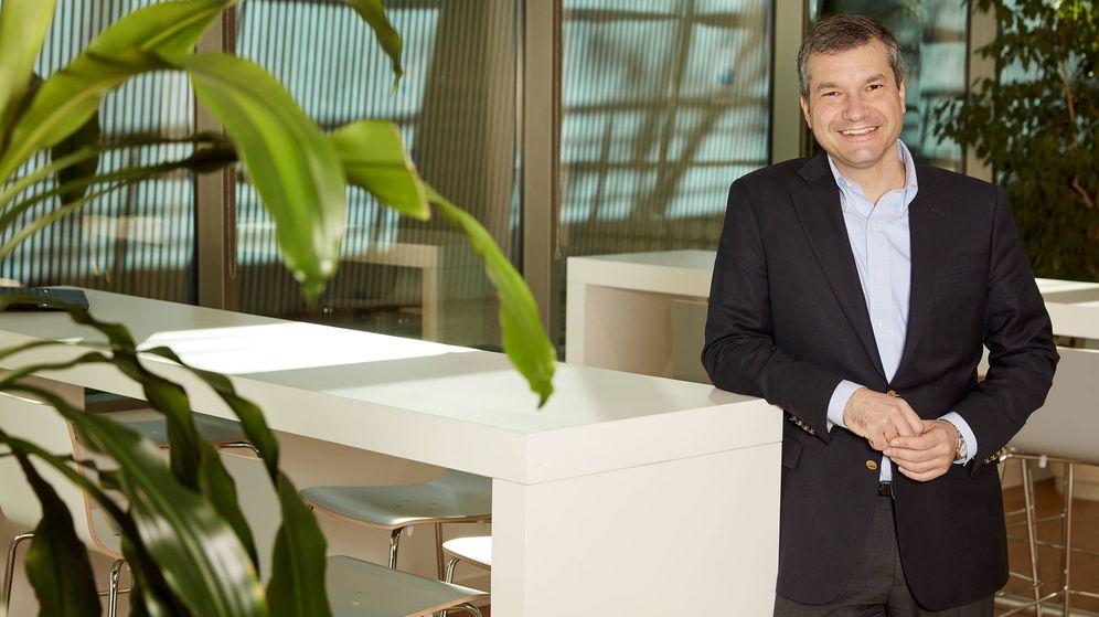 Foto: Javier Solans, director general en España y Portugal de P&G, y miembro del Consejo de Administración de Ecoembes.