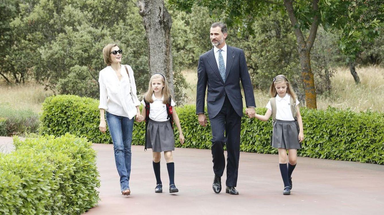 Foto: Las imágenes de celebración del primer aniversario del reinado de Felipe VI