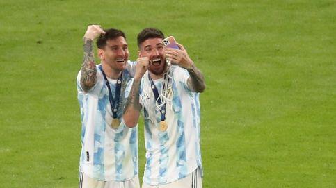 De Paul, el deseado por Simeone: de desconocido a inseparable de Messi