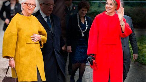 La reina Máxima comparte vestuario con una royal 34 años mayor que ella
