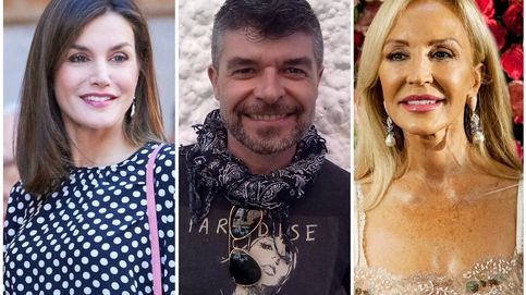 De la reina Letizia a Carmen Lomana: los famosos agraciados en la Lotería de Navidad
