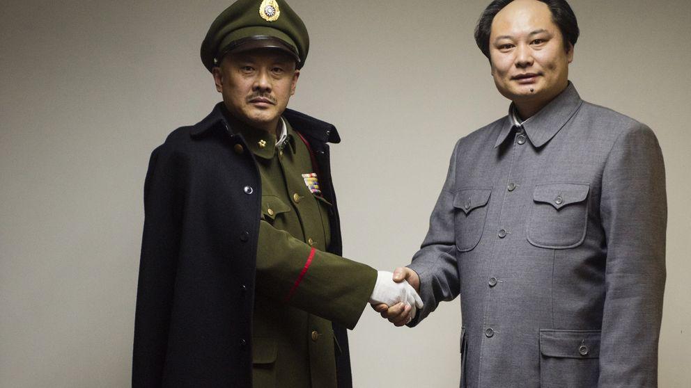 Soy Mao Zedong y vengo a hacerme 'selfies' en tu boda
