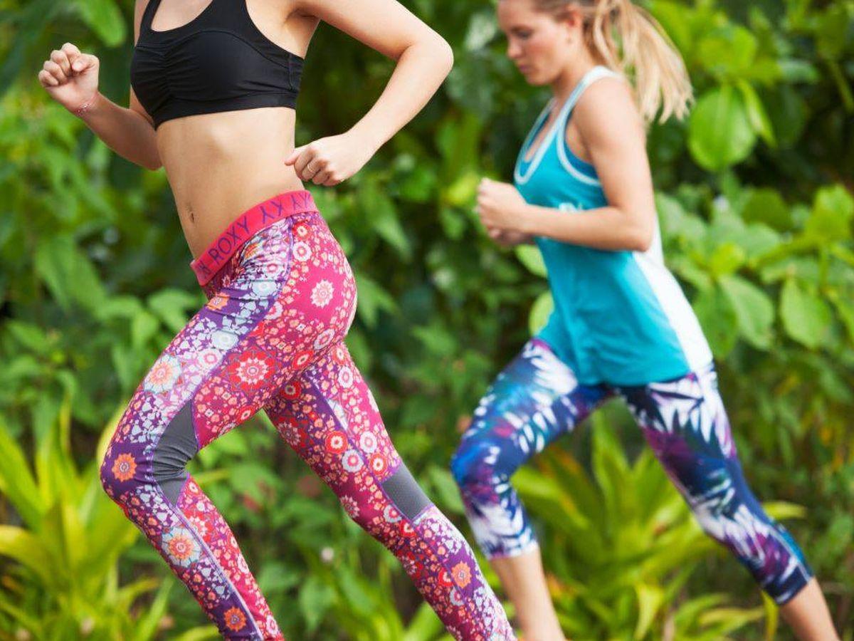 Foto: Correr por el campo o la montaña te reportará beneficios diferentes a hacerlo por la cuidad. (Foto: Roxy)