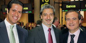 Foto: Goirigolzarri se 'carga' al director de banca privada de Bankia protegido por Rato