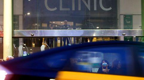 Cataluña atiende el ruego de la sanidad privada y pone precio al paciente covid