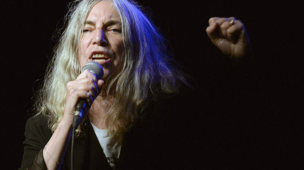 Foto: Patti Smith en una actuación en septiembre en Zurich (Efe)
