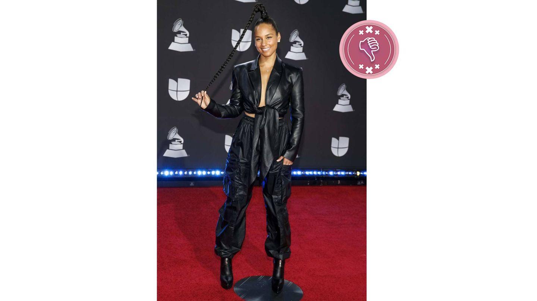 Alicia Keys. (Cordon Press)
