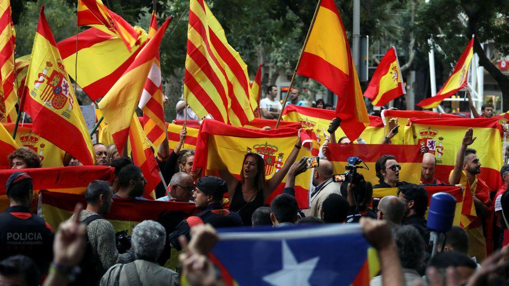 Cómo ven los corresponsales extranjeros la crisis catalana