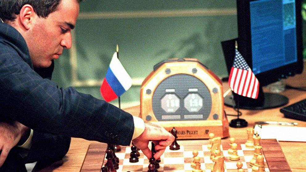 El fallo informático que puso en jaque a Kaspárov