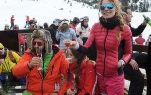 La familia Thyssen, de vacaciones familiares en Andorra