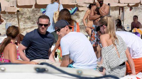 Los futbolistas también se dejan mimar por los lujos de Ibiza