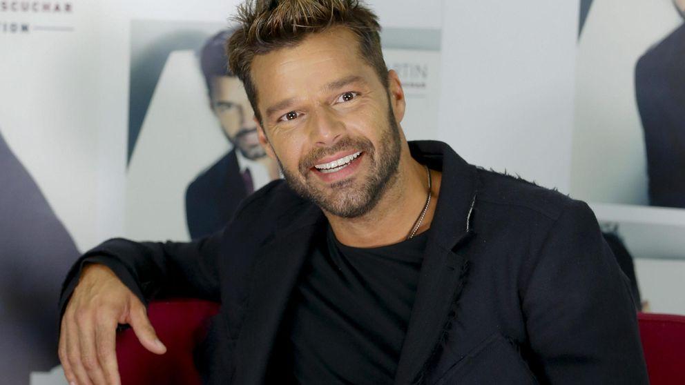 Ricky Martin, de nuevo soltero: No me tengo que esconder para amar