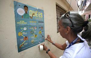 39 casos en España de chikungunya, un virus que ataca en El Caribe