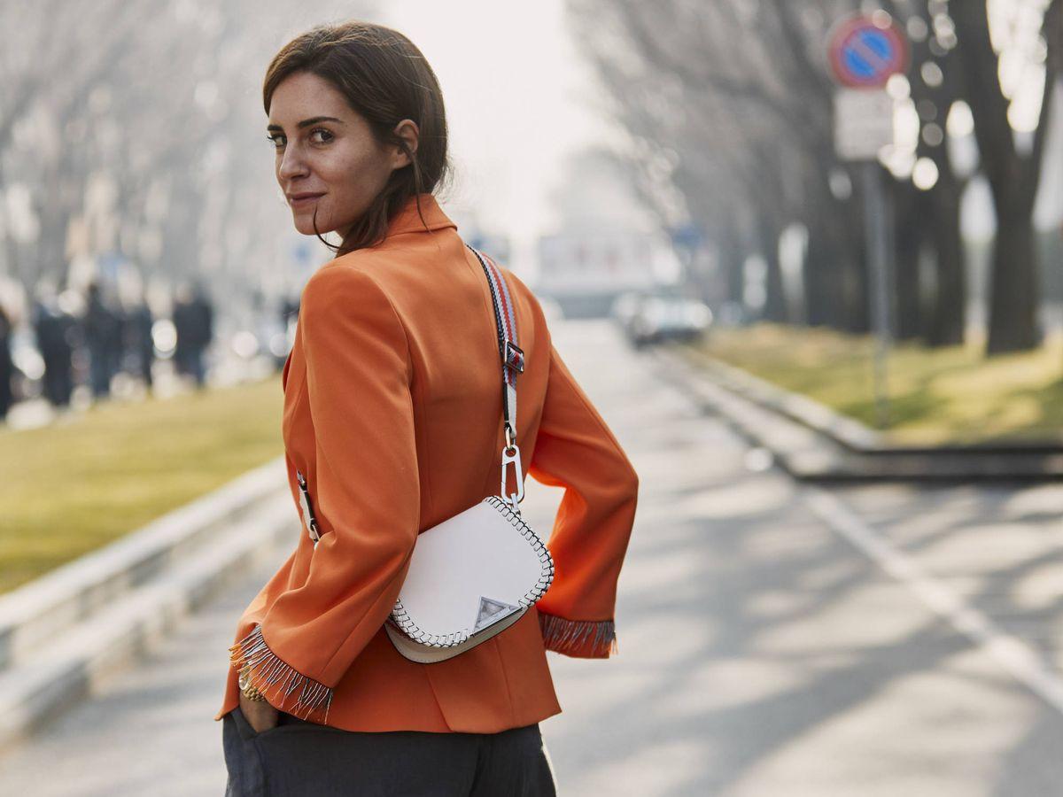 Foto: La insider Gala González con un bolso bandolera, nosotras nos quedamos con el de Parfois (Imaxtree)