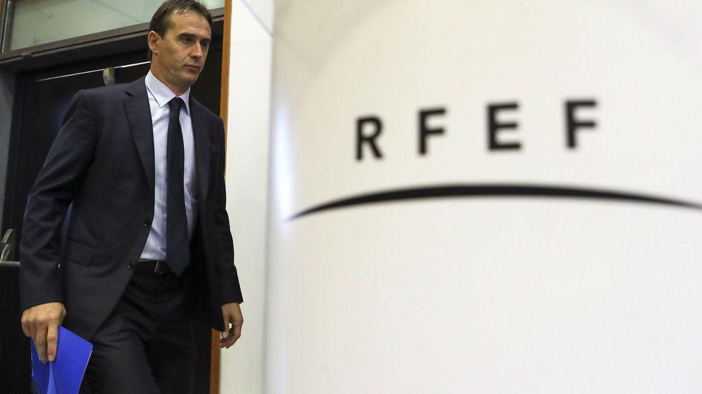 Lopetegui blanquea la Selección al llamar a cuatro suplentes del Madrid