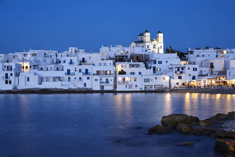 Foto: Así es Paros. (Foto: Mr and Mrs White Hotel)