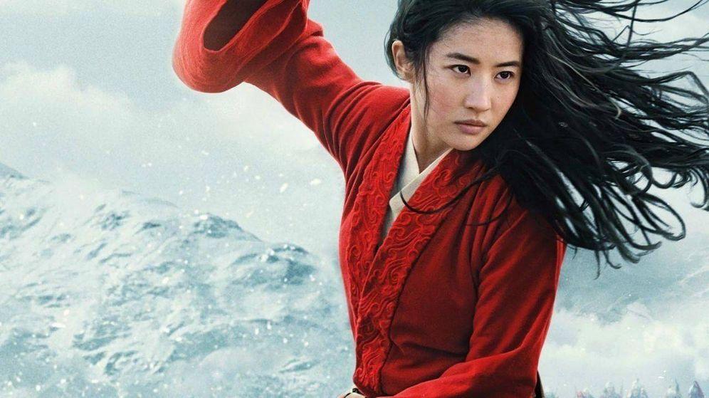 Foto: Yifei Liu protagoniza este 'remake' con actores reales de 'Mulán' que Disney estrena el 4 de septiembre como contenido prémium. (Disney )