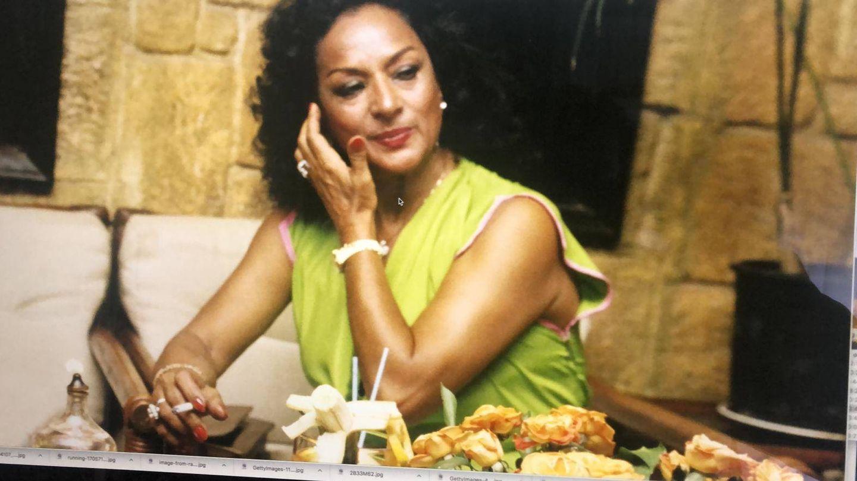 Lola Flores, en una imagen de la época. (Getty)
