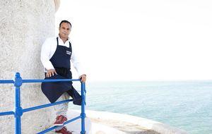 Ángel León, de Aponiente, el flamante dos estrellas Michelin
