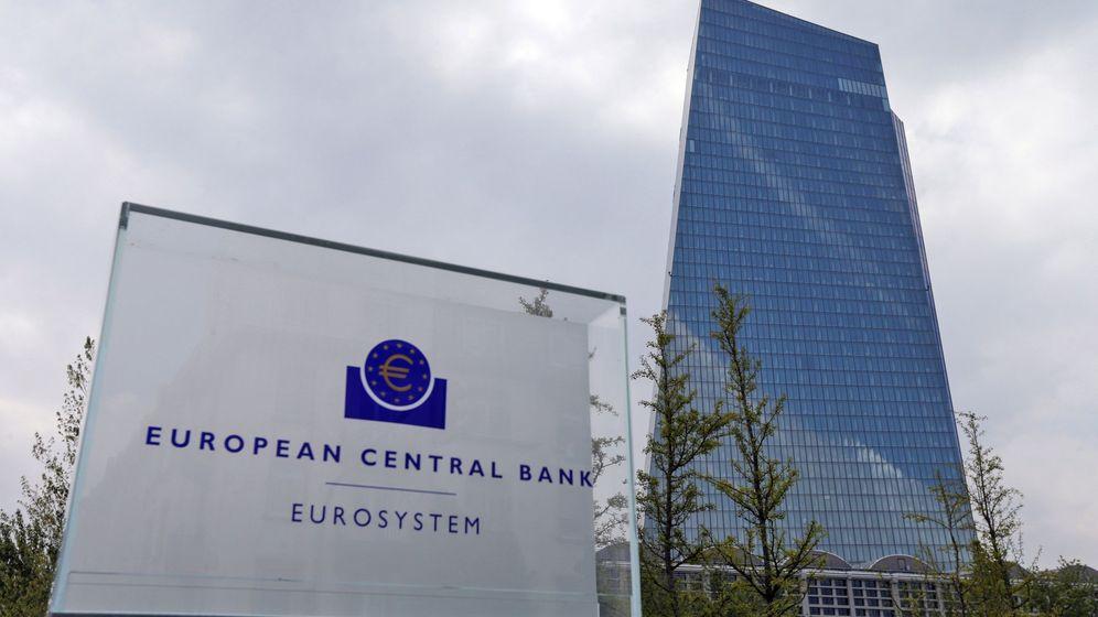 Foto: Sede Banco Central Europeo  (Reuters)
