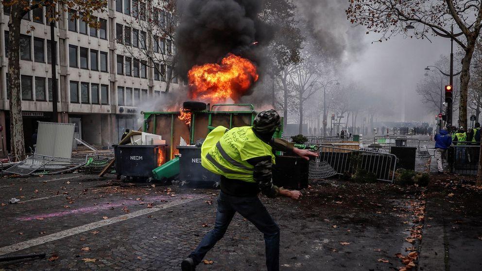 El Gobierno francés teme la presencia de armas en las protestas del sábado