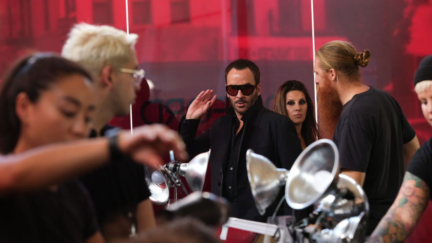 Tom Ford. (Reuters)