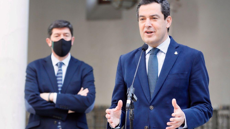 El PSOE cree que el 4-M puede abrir la puerta a elecciones andaluzas en otoño